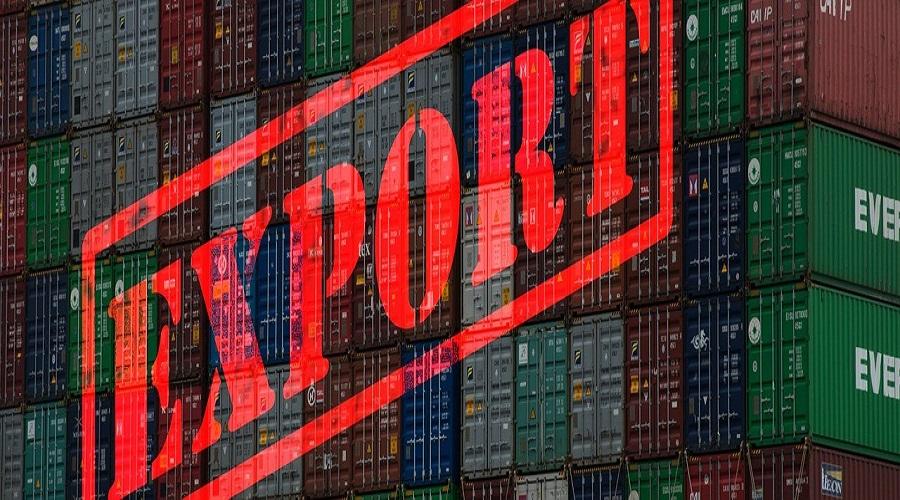 Import drop 10%, export up 10%