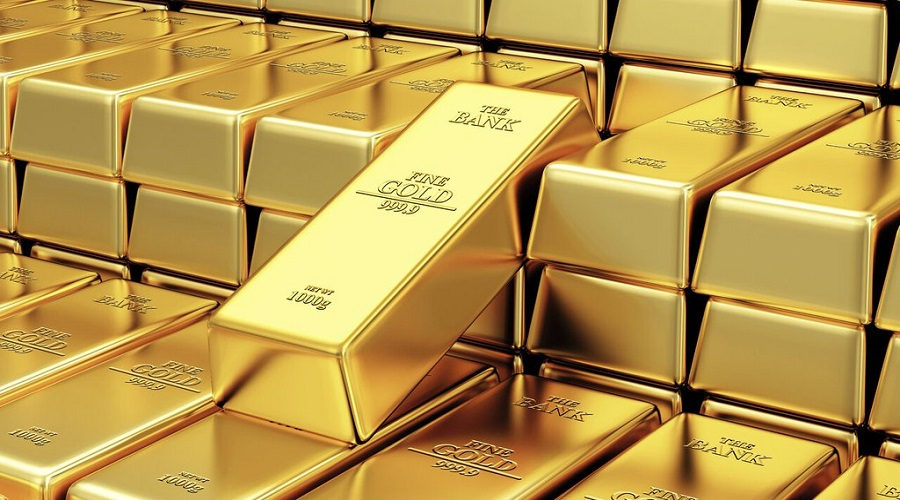Gold price continues to fall, being traded at Rs 90,700 per tola on Sunday