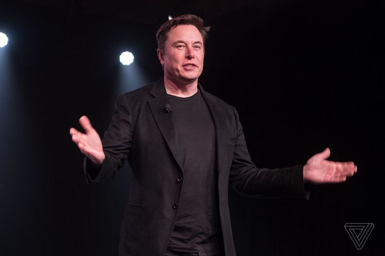 Elon Musk becomes the World's fifth $100 billion-dollar man