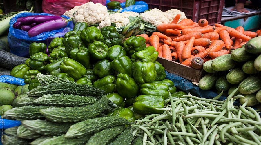 Price of majority of seasonal vegetables drops after Dashain