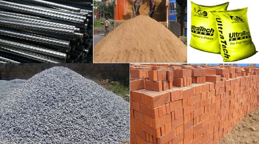 Manufacturers of construction materials on verge of collapse