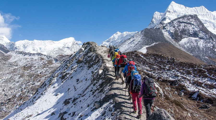 Govt issues protocols for mountaineering and trekking
