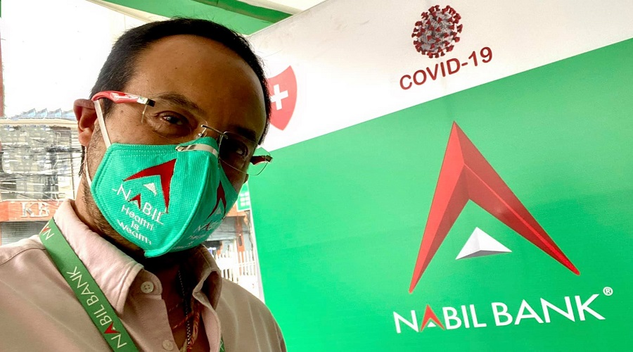 Banker Anil Shah infected with coronavirus