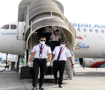 NAC bans two pilots from flying