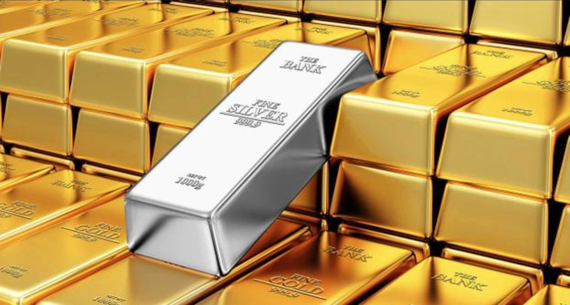 Gold price fall by Rs 1,800 a tola