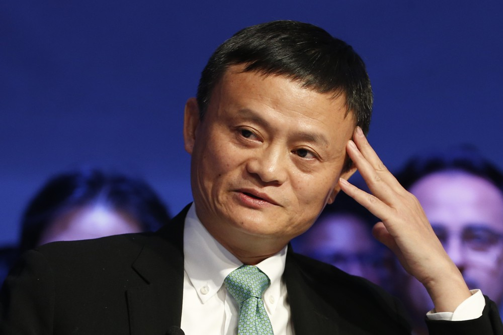 Chinese billionaire Jack Ma disappears from reality show after controversial speech