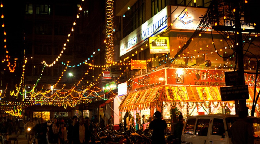 Import of sparkling lights down 70 percent