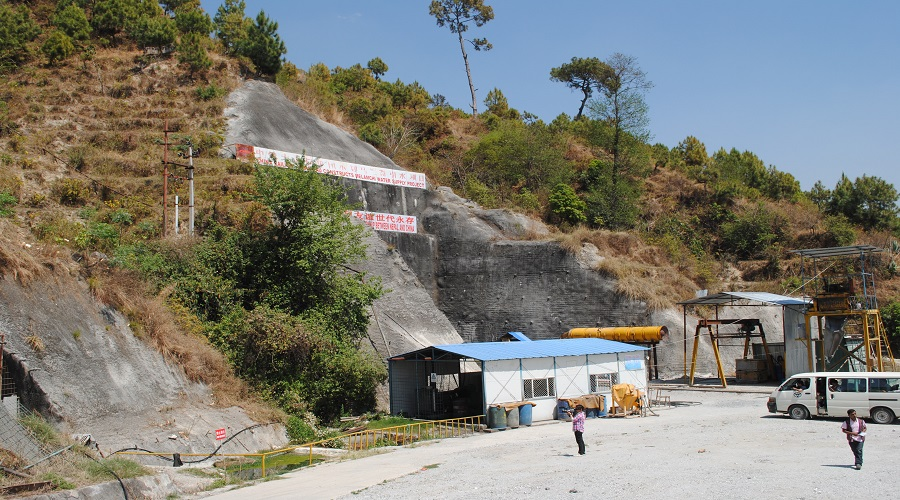 Efficient operation of Melamchi project uncertain as floods cause severe damage