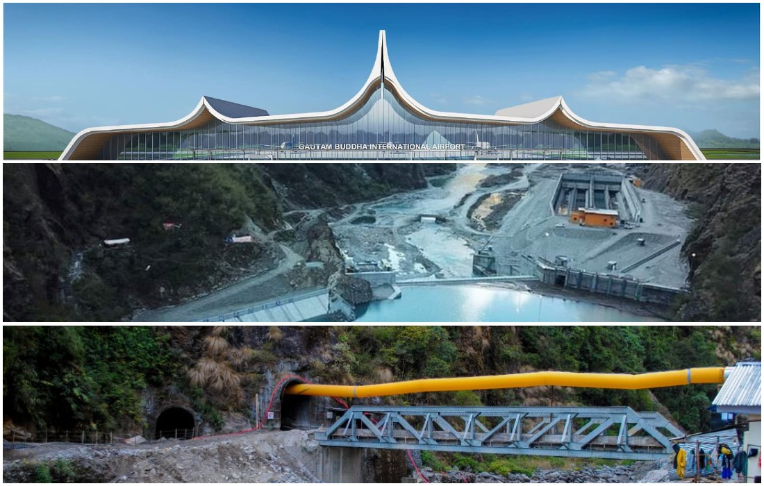 As House dissolves, uncertainty looms over completion of Gautam Buddha Airport, Melamchi & Upper Tamakoshi Project