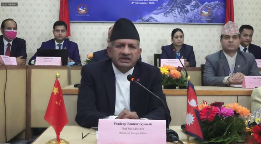Gyawali to visit India from Jan 14, will discuss bilateral issues, including trade, transit