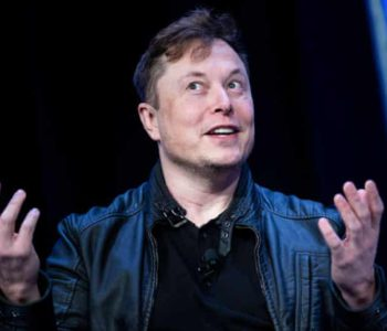 Elon Musk falls to second richest person in the world after his fortune drops nearly $14bn in a day