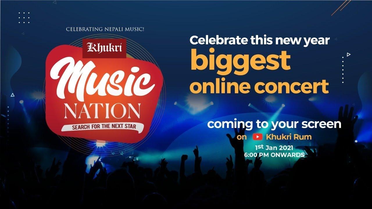 KHUKRI music nation to rockstart the new year 2021