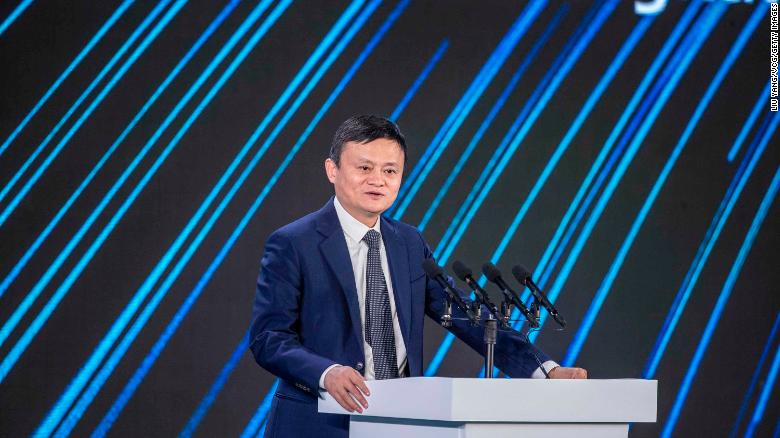 Chinese regulators fine Alibaba record $2.8bn