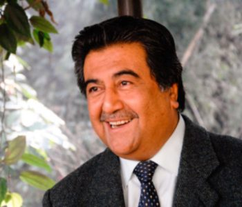 Businessman Saurya Samsher Rana is no more