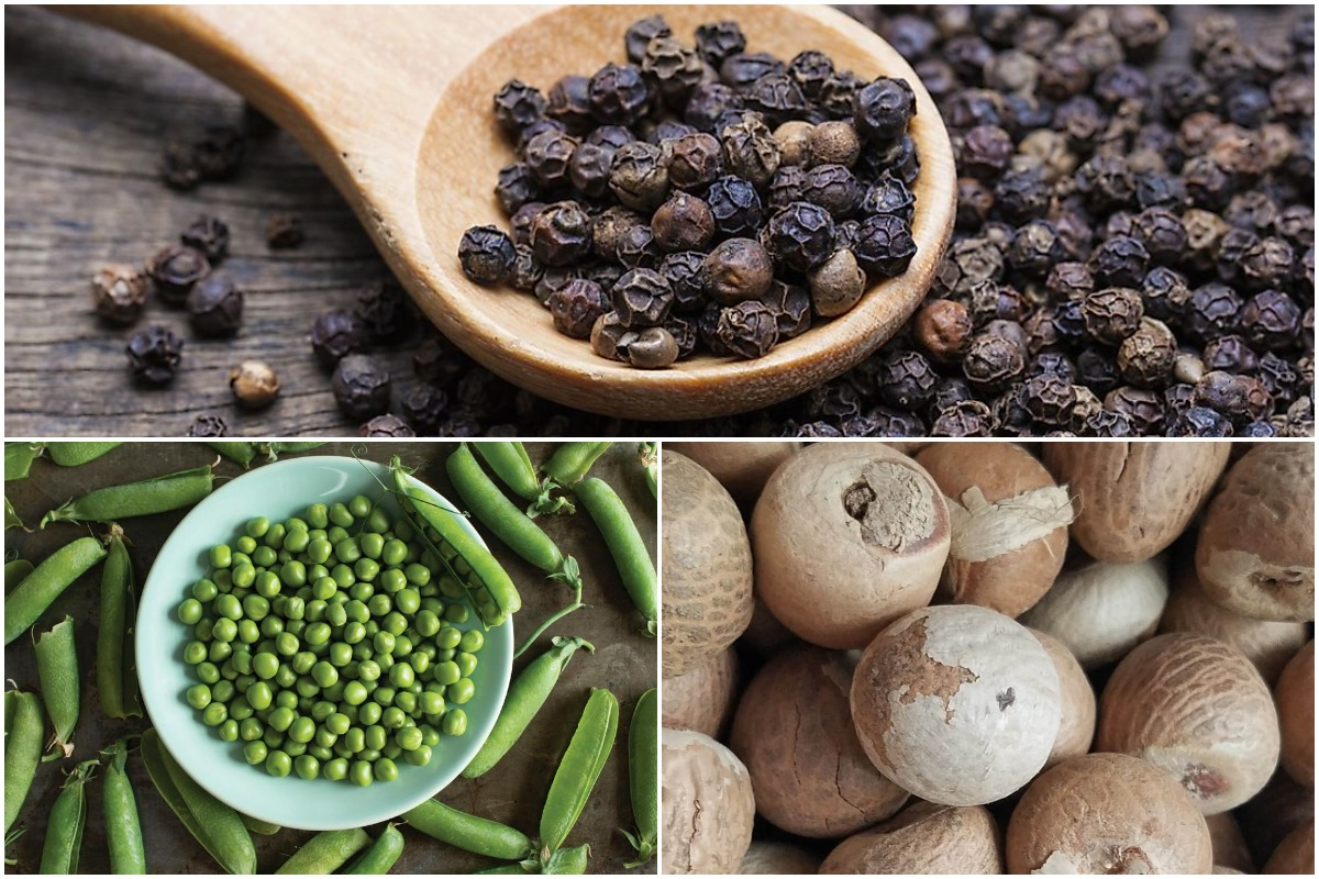 Govt revokes its decision to allow import of peppercorns, peas, dates and betel nuts