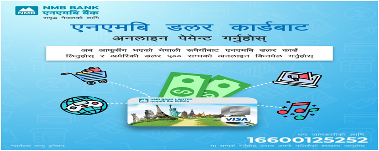 NMB Bank introduces Dollar Card to ease international purchase & payment