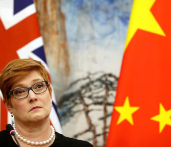 Australia withdraws from Chinese 'Belt and Road' deal