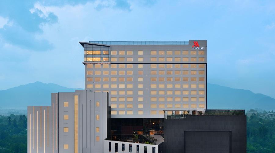 Kathmandu Marriott Hotel turns two