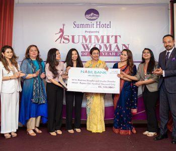Summit Hotel organizes 'Summit Woman of the Year'