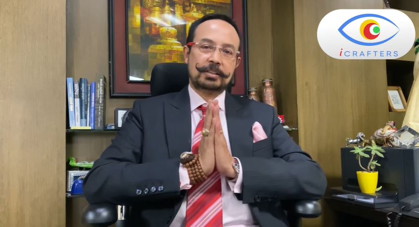 Step out of this darkness on your own: Banker Anil Keshary Shah