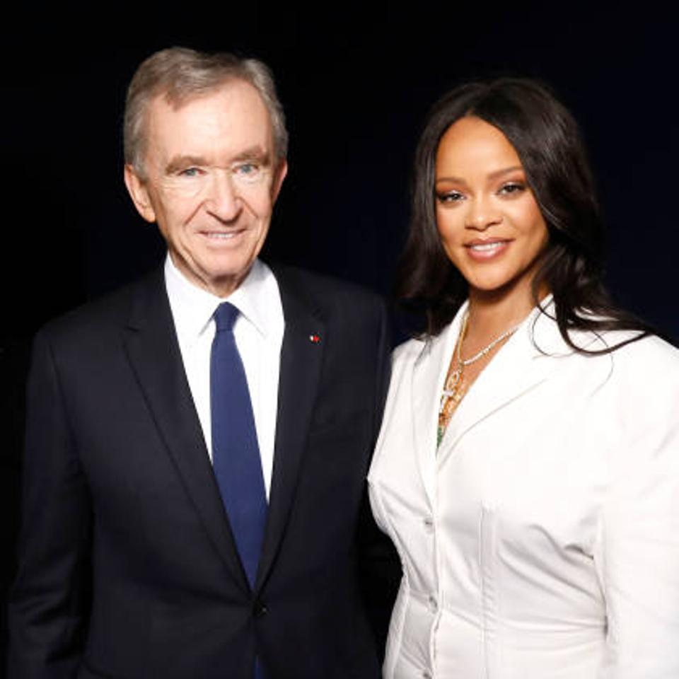French luxury tycoon Bernard Arnault is now tied with Jeff Bezos for Richest person in the World