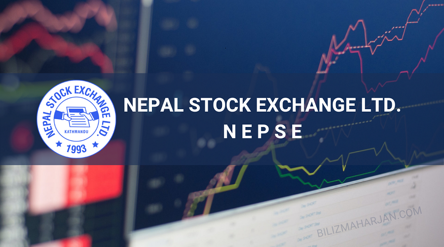 Nepse gains 41.84 points after three days of continuous loss