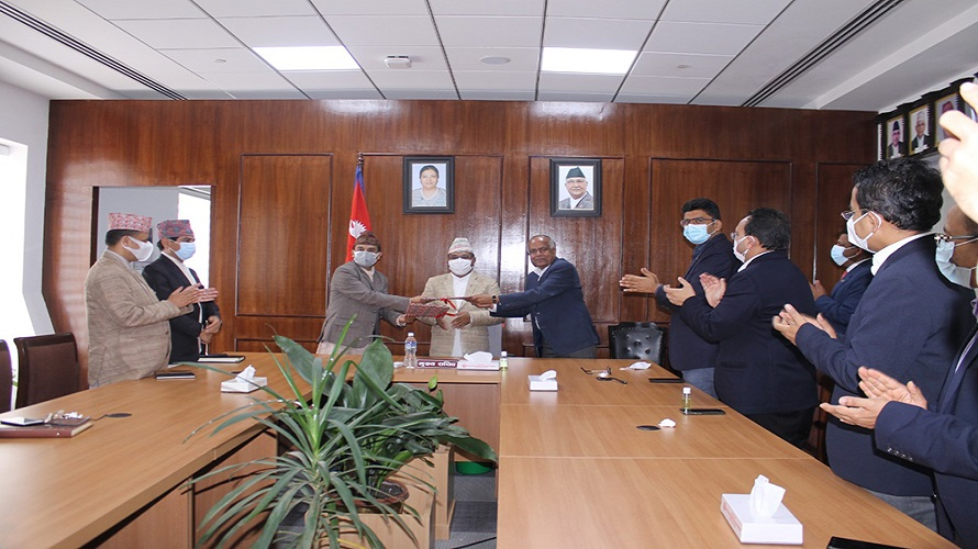 Govt, CNI ink agreement to implement 'Make In Nepal-Swadeshi' campaign