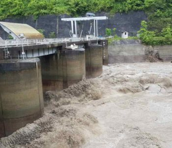 Floods and landslides affects 26 hydropower projects across the country