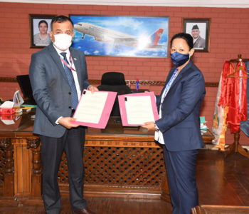 NAC inks pact to transport postal services' packages