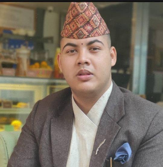Pranab Jung Pandey: An entrepreneur born out Covid-19 crisis