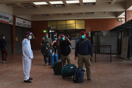118 stranded Nepalis arrive home from Afghanistan, 256 in contact to government