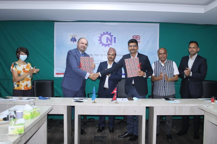 CNI, UKaid Skills for Employment  collaborate for 'Skill Nepal' campaign
