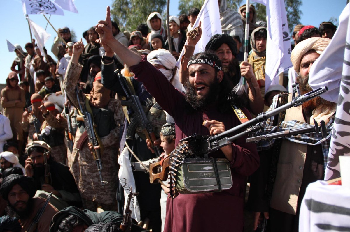 Taliban take control of Kabul, entire Afghanistan