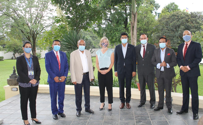 Foreign investment key to Nepal's development process: Ambassador Nicola Pollitt