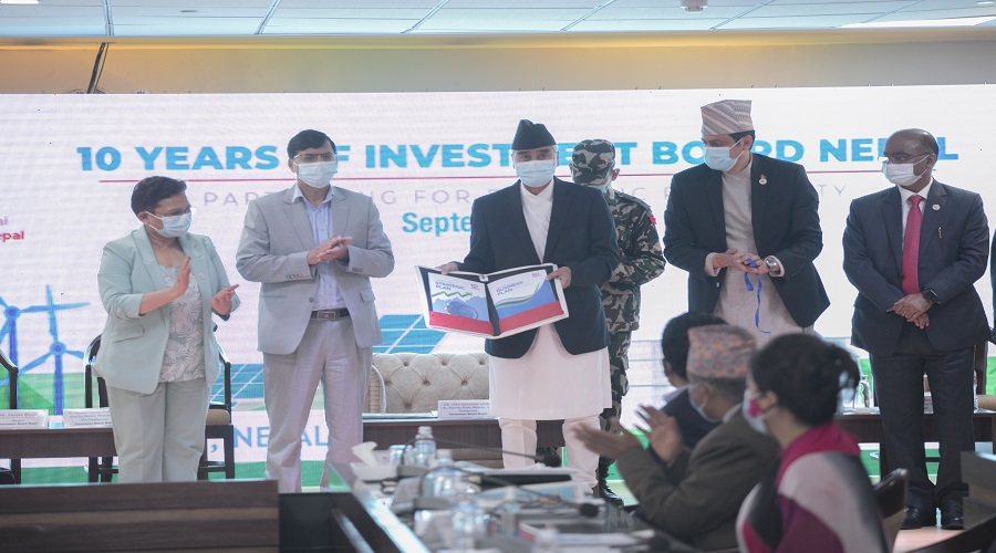 Investment Board unveils its strategic plan, targets to approve US$10bn investment in five years