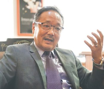 Sudesh Khaling assumes office as CEO of Everest Bank today