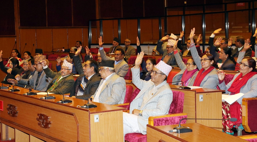 Govt tables Appropriation Bill in National Assembly