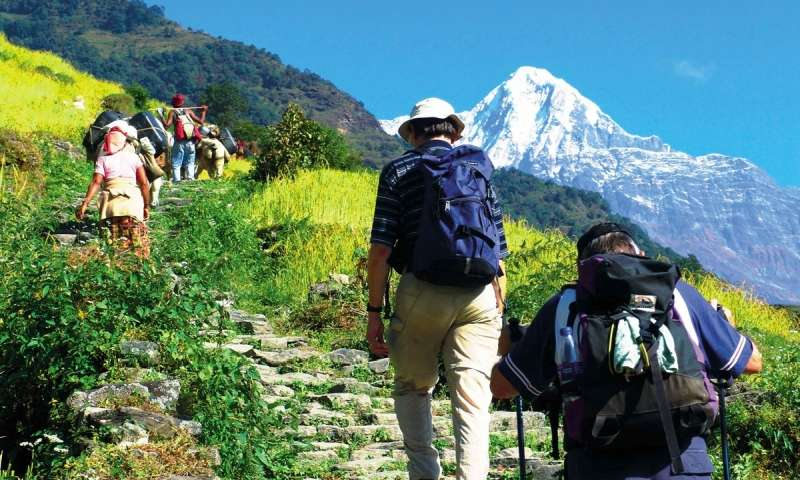 Average stay of foreign tourists in Nepal increases to 15 days