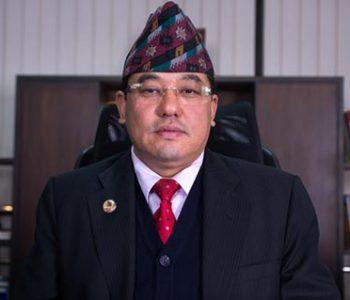 Police arrests Civil Bank Chairman Icha Raj Tamang on charge of embezzling Rs 460 million