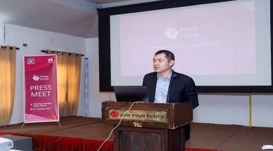 Huawei launches Seeds for the Future in Nepal– its global flagship CSR program for ICT students
