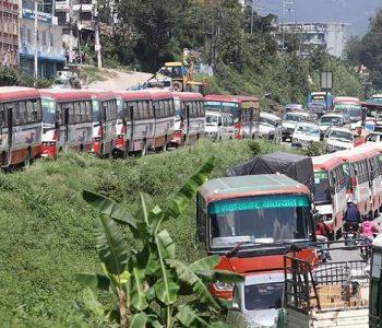 Public transport operators halt service across Ring Road seeking fare hike