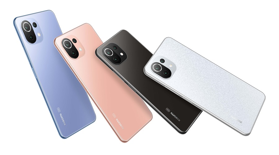 Xiaomi 11 Lite NE 5G launched: Slimmest and the lightest 5G smartphone of 2021