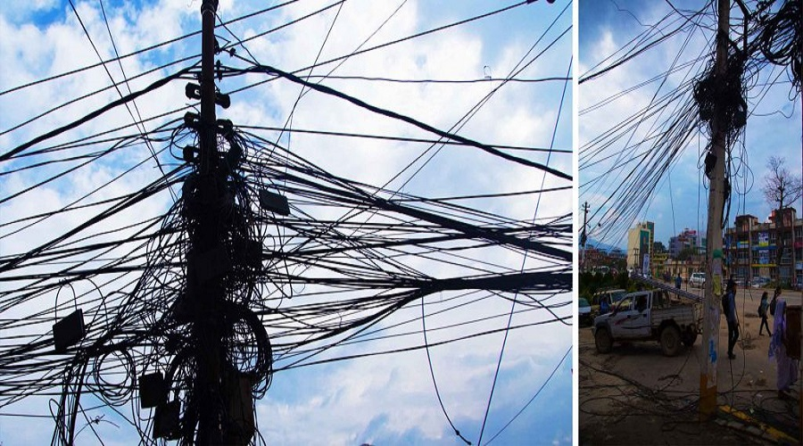 CAN Federation condemns haphazard removal of internet cables from utility poles