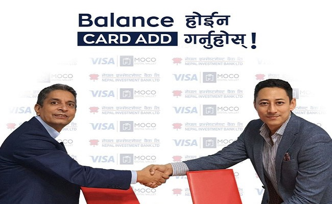 Nepal Investment Bank starts first card-based 'Scan to Pay' solution in Nepal