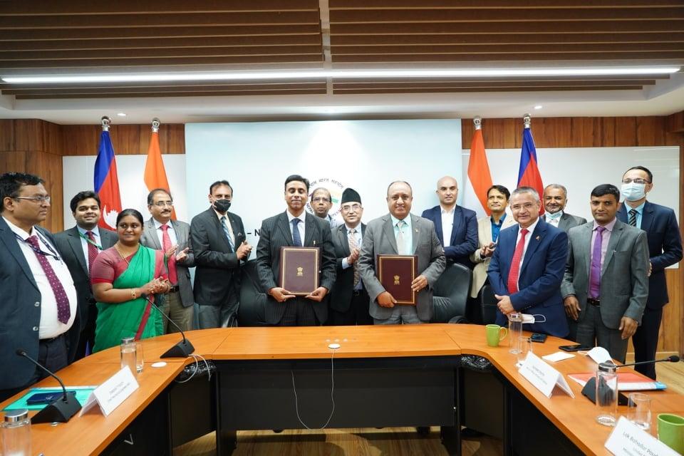 Nepal-India ink Standard Operating Procedures for start of passenger train services on Jaynagar-Kurtha section